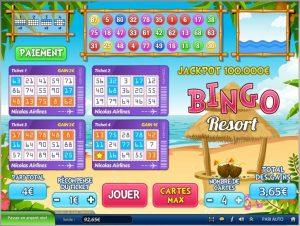 Jeu de Bingo Online et Gratuit